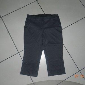 Lane Bryant Cropped Pants